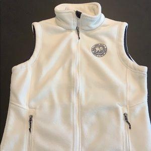 Ivory Ella Fleece Vest